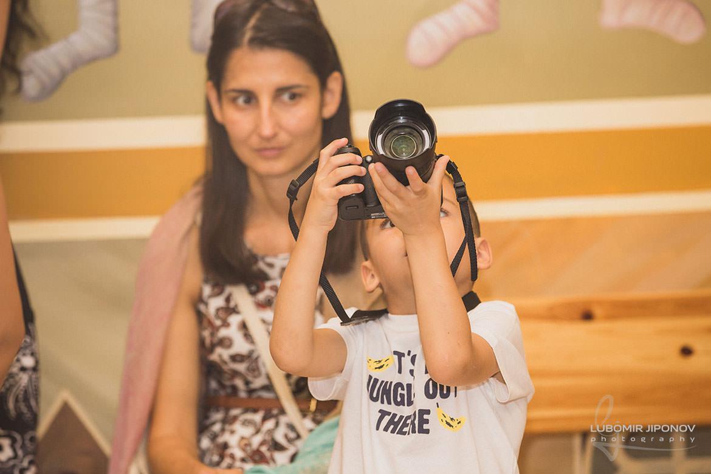 Фотограф за кръщене София