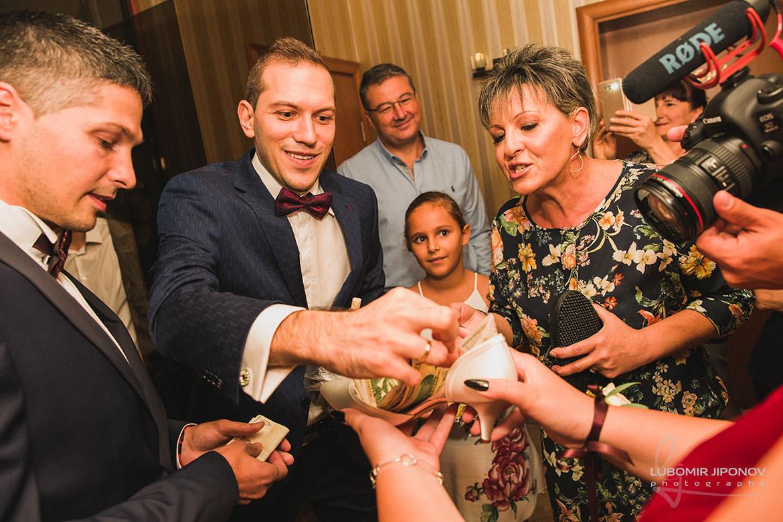 сватба в царско село софия