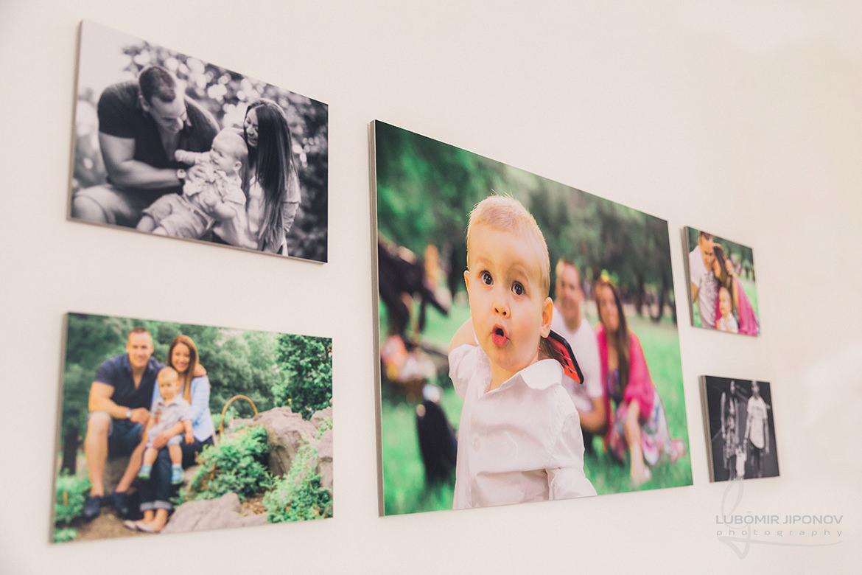 принт на снимки от фотосесии