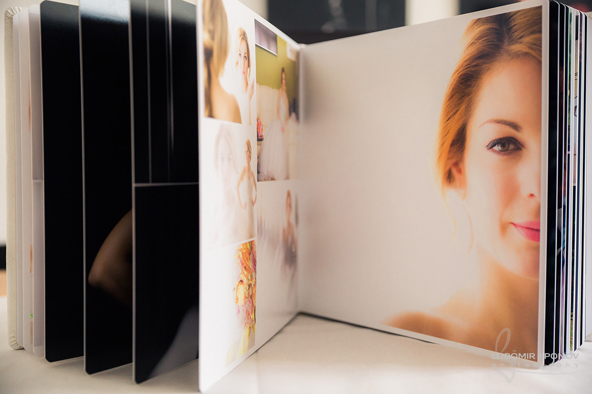 wedding photo books sofia bulgaria