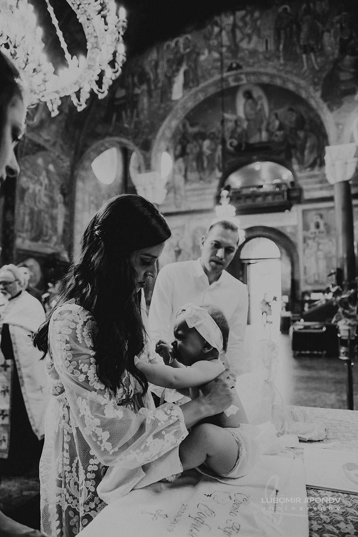 заснемане на кръщене софия