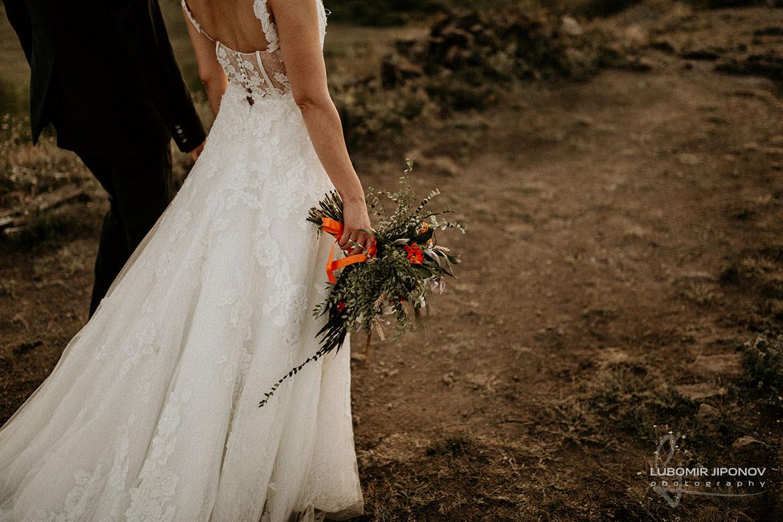Сватбен фотограф бохо стил
