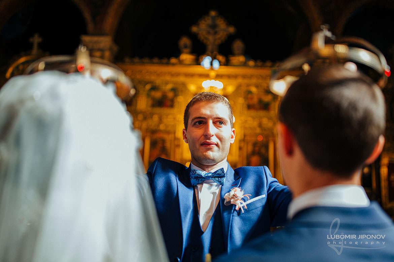 църковен брак в църква света неделя