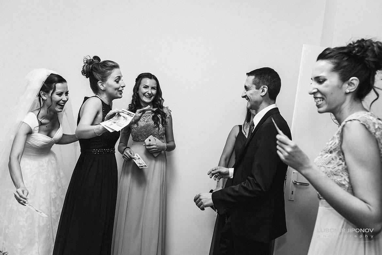 фотограф за сватба в софия