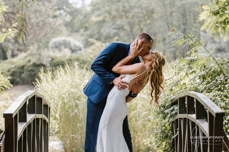 сватбен фотограф софия парк врана