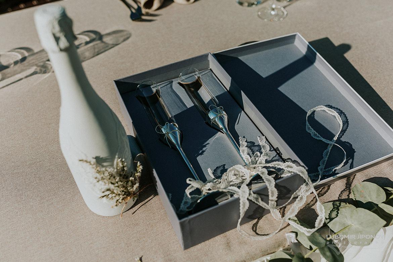 градинска сватба в бохо стил в естера вини