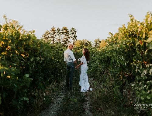 Garden wedding in Esterra Vini | Boho style, Ralitsa & Alexander
