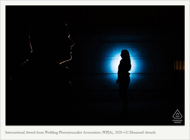 Международна награда за сватбена фотография в категория годежни фотосесии