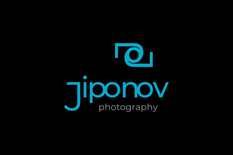 Lubomir Jiponov Photography • Logo