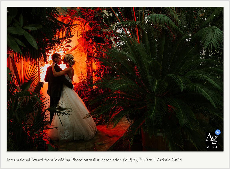 Международна награда за сватбена фотография в категория художествена гилдия
