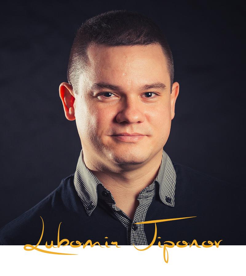 профилна снимка на сватбения фотограф Любомир Жипонов